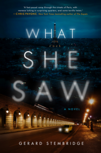 What She Saw: A Novel - Gerard Stembridge