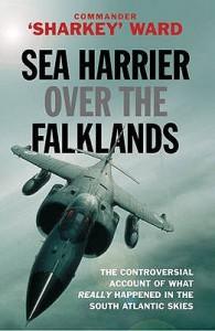 Sea Harrier Over The Falklands - Sharkey Ward