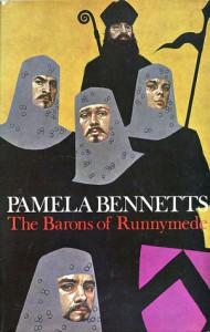 The Barons of Runnymede - Pamela Bennetts