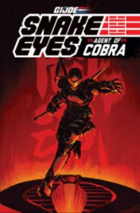 G.I. JOE: Snake Eyes, Agent of Cobra - Mike Costa, Paolo Villanelli