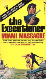 Miami Massacre - Don Pendleton
