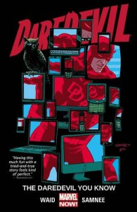 Daredevil Vol. 3: The Daredevil You Know - Mark Waid, Chris Samnee