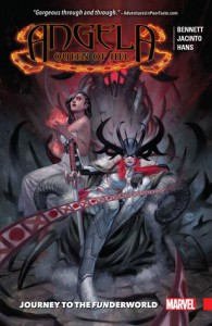 Angela: Queen of Hel: Journey to the Funderworld - Jacinto Benavente, Stephanie Hans, Marguerite Bennett