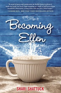 Becoming Ellen - Shari Shattuck
