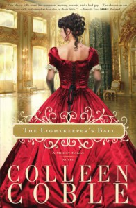 The Lightkeeper's Ball (A Mercy Falls Novel) - Colleen Coble