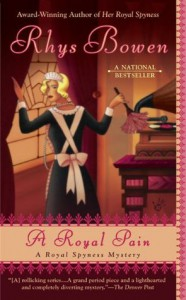 A Royal Pain (Her Royal Spyness Mysteries #2) - Rhys Bowen