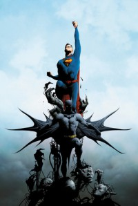 Batman/Superman, Vol. 1: Cross World - Greg Pak, Jae Lee, Brett Booth, Ben Oliver, Yildiray Cinar, Norm Rapmund, Paulo Siqueira, Netho Diaz