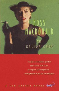 The Galton Case - Ross Macdonald
