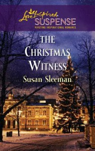 The Christmas Witness - Susan Sleeman