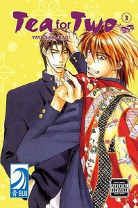 Tea For Two, Volume 3 - Yaya Sakuragi