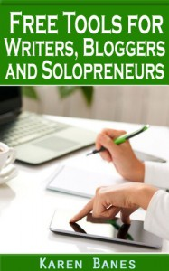 Free Tools for Writers, Bloggers and Solopreneurs - Karen Banes