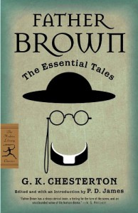 Father Brown: The Essential Tales - G.K. Chesterton, P.D. James