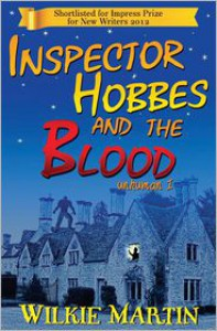 Inspector Hobbes and the Blood - Wilkie Martin