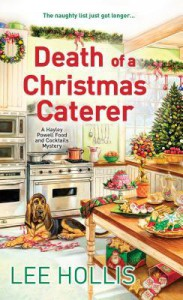 Death of a Christmas Caterer - Lee Hollis