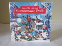 Favorite Tales Of Monsters And Trolls - George Jonsen