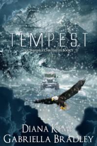 Tempest (The Samsara Chronicles Book 5) - Diana Kemp;Gabriella Bradley