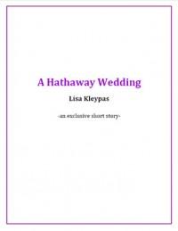 A Hathaway Wedding - Lisa Kleypas