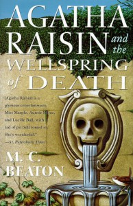 Agatha Raisin and the Wellspring of Death (Agatha Raisin Mysteries, No. 7) - M. C. Beaton