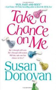 Take a Chance on Me - Susan Donovan