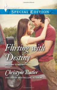 Flirting with Destiny - Christyne Butler