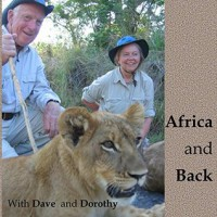 Africa and Back: With Dave and Dorothy - Dorothy May Mercer, David N. Mercer