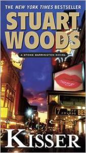 Kisser (Stone Barrington, #17) - Stuart Woods