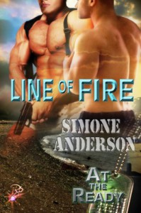 Line of Fire - Simone Anderson
