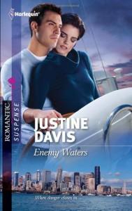 Enemy Waters (Harlequin Romantic Suspense #1659) - Justine Davis