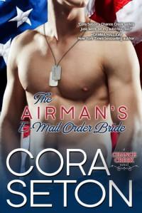 The Airman's E-Mail Order Bride - Cora Seton