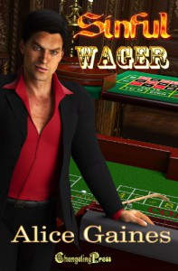 Sinful Wager - Alice Gaines