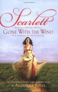 Scarlett - Alexandra Ripley, Stephens Mitchell