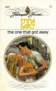 The One That Got Away - Emma Darcy