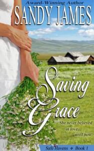 Saving Grace - Sandy James