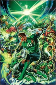 Green Lantern: War of the Green Lanterns - Various