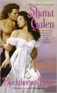 Blackthorne's Bride  - Shana Galen
