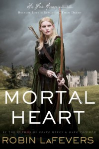 Mortal Heart  - Robin LaFevers