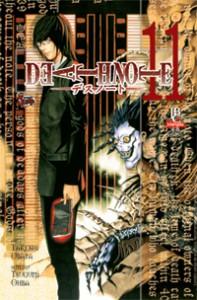 Death note: 11 - Takeshi Obata;Tsugumi Ohba