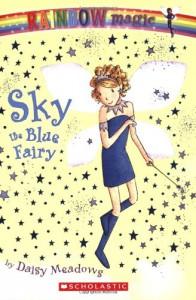 Sky The Blue Fairy - Georgie Ripper, Daisy Meadows