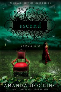 Ascend  - Amanda Hocking