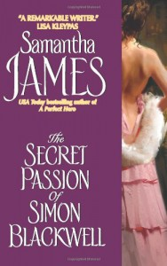 The Secret Passion of Simon Blackwell - Samantha James