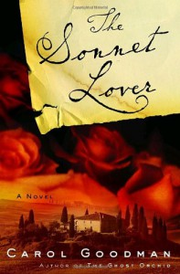 The Sonnet Lover - Carol Goodman
