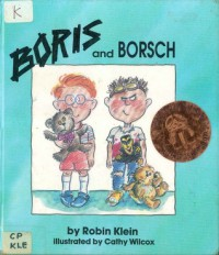 Boris and Borsch (Little Ark Book) - Robin Klein