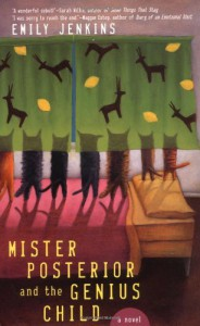 Mister Posterior and the Genius Child - Emily Jenkins
