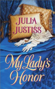 My Lady's Honor - Julia Justiss
