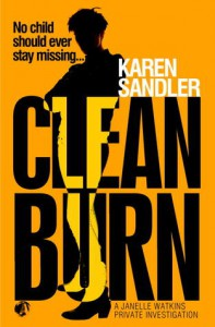 Clean Burn - Karen Sandler