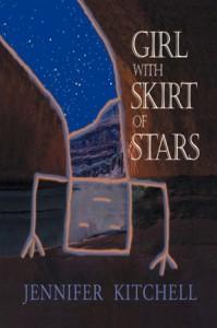 Girl with Skirt of Stars - Jennifer Kitchell