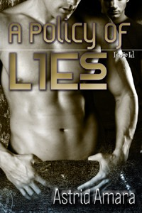 A Policy of Lies - Astrid Amara
