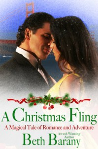 A Christmas Fling: A Magical Tale of Romance and Adventure - Beth Barany