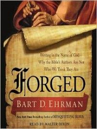 Forged (Audio) - Bart D. Ehrman, Walter Dixon