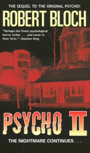 Psycho II - Robert Bloch